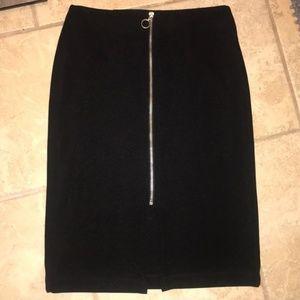 Forever 21 | Zip Up Skirt